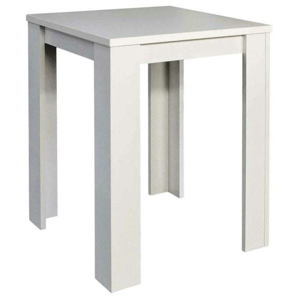Barový stůl BAR 80 SAG bílá 1