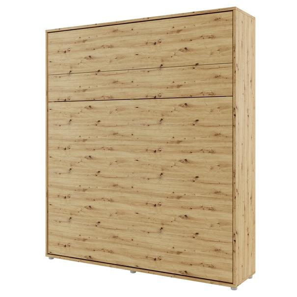 Postel BED CONCEPT 1 dub artisan, 180x200 cm 3