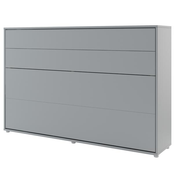 Postel BED CONCEPT 2 šedá, 120x200 cm 3