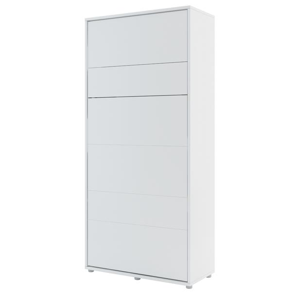 Postel BED CONCEPT 3 bílá, 90x200 cm 3