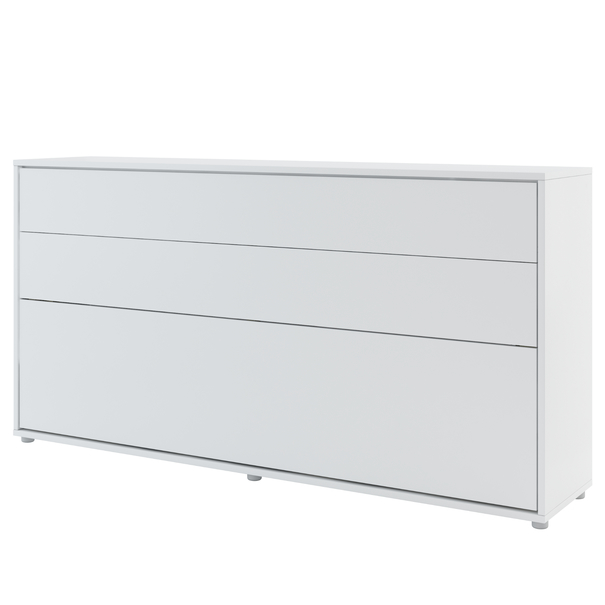 Postel BED CONCEPT 4 bílá, 90x200 cm 3