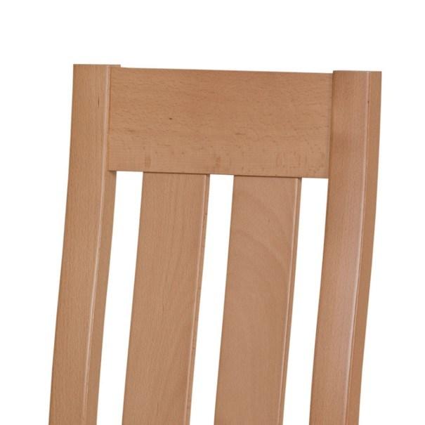Jídelní židle BELA přírodní 3