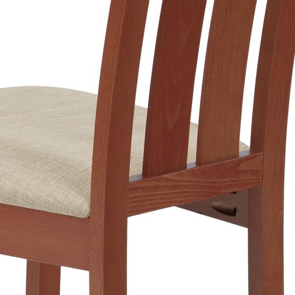 Jídelní židle BELA třešeň/magnolia 4