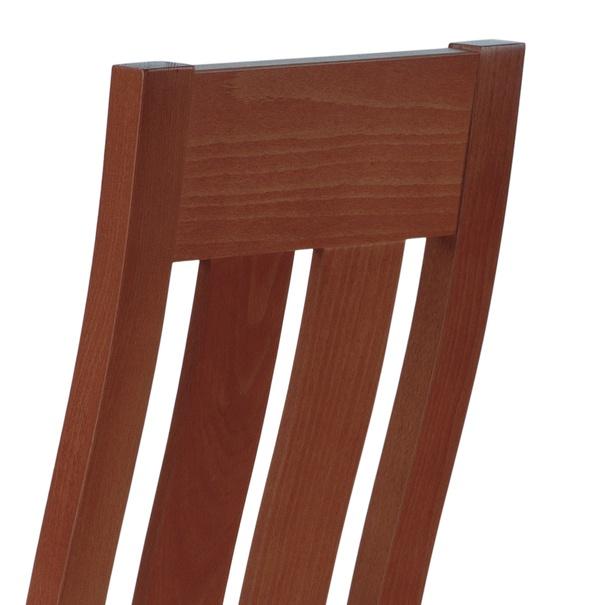 Jídelní židle BELA třešeň/magnolia 6