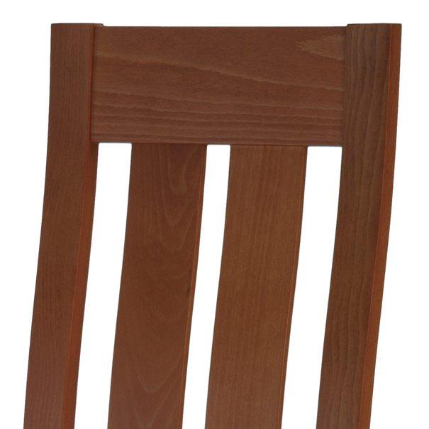 Jídelní židle BELA třešeň/magnolia 7