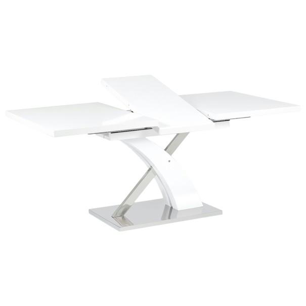 Jídelní stůl BENEDIKT bílá 2