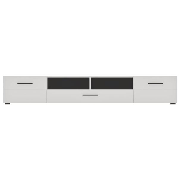TV stolík BIANCO 1 biela 1