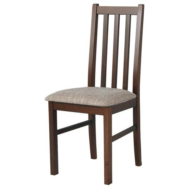 Jídelní židle BOLS 10 hnědá 1
