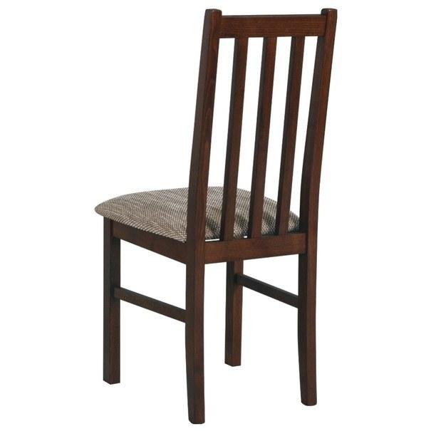 Jídelní židle BOLS 10 hnědá 2