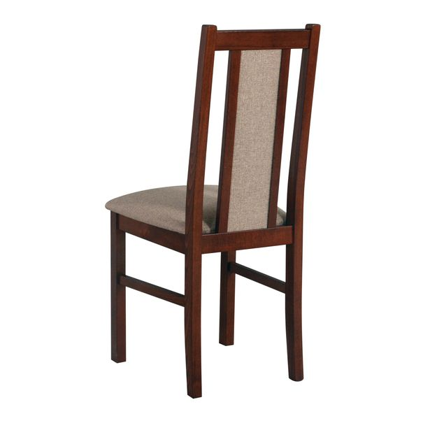 Jídelní židle BOLS 14 světle hnědá 3