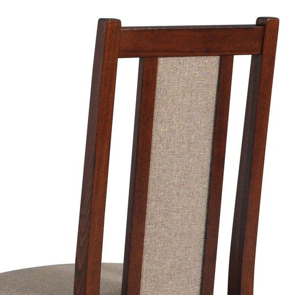 Jídelní židle BOLS 14 světle hnědá 6
