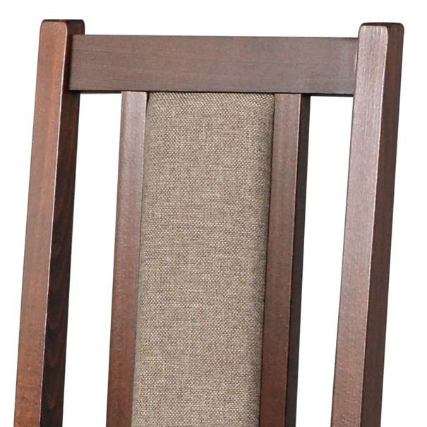 Jídelní židle BOLS 14 světle hnědá 7
