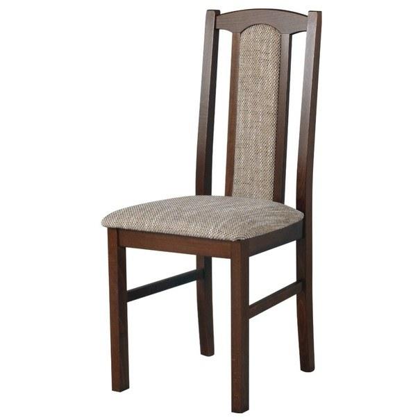 Jedálenská stolička BOLS 7 tmavohnedá 1