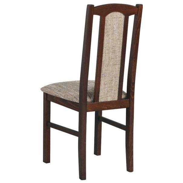 Jedálenská stolička BOLS 7 tmavohnedá 2