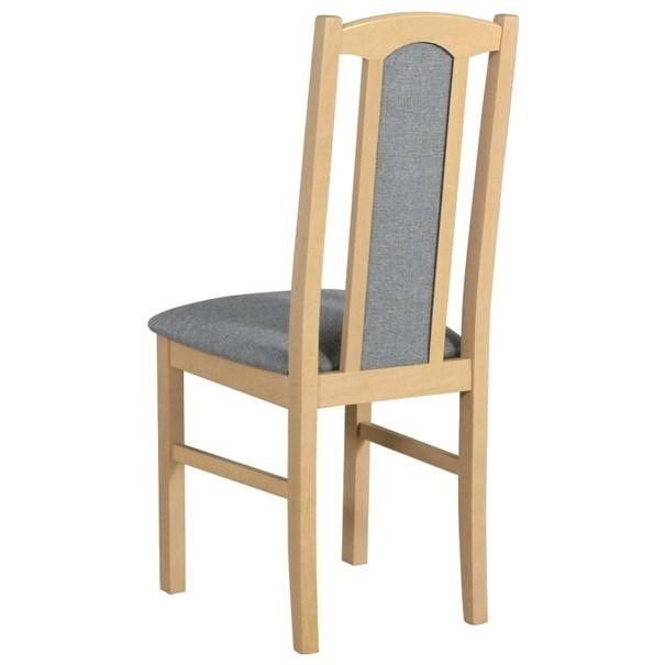 Jídelní židle BOLS 7 světle šedá 2