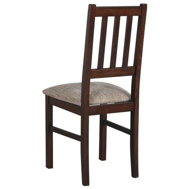 Jedálenská stolička BOLS hnedá 2