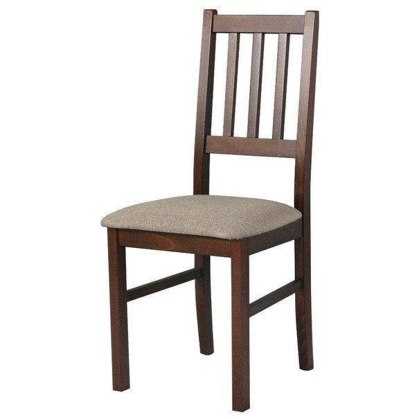 Jídelní židle BOLS světle hnědá 1