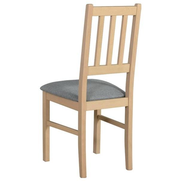Jídelní židle BOLS dub sonoma 2