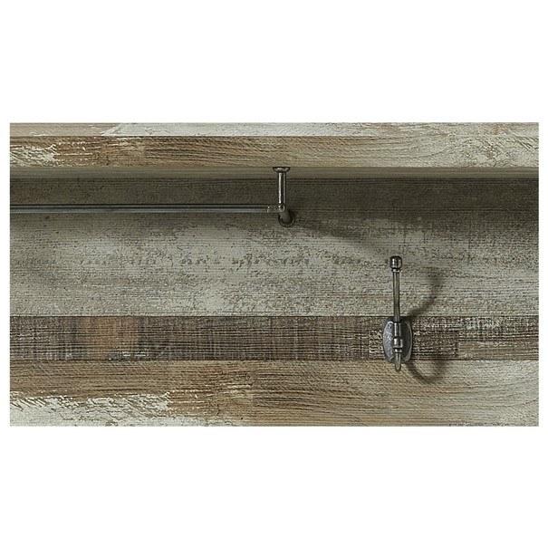 Předsíňový panel BONANZA driftwood 4