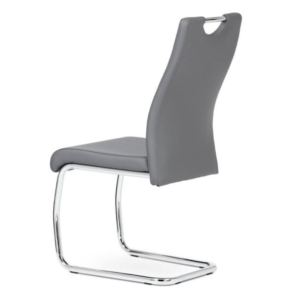 Jedálenská stolička BONNIE CAP sivá 5