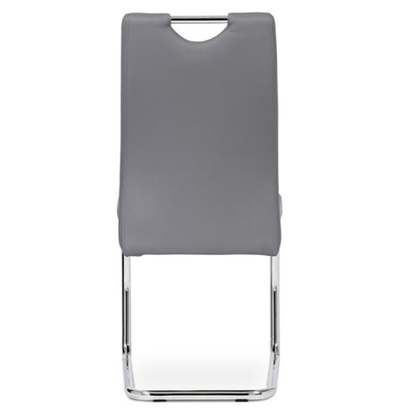 Jedálenská stolička BONNIE CAP sivá 6