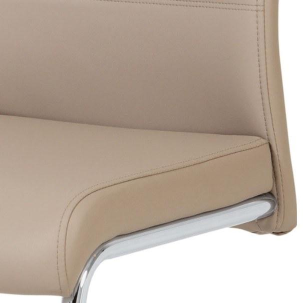 Jídelní židle BONNIE CAP cappuccino 7