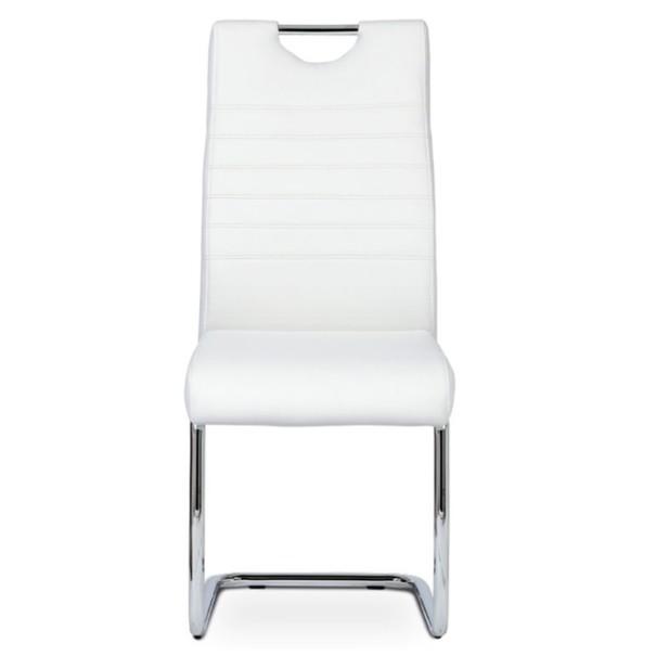 Jídelní židle BONNIE CAP bílá 3
