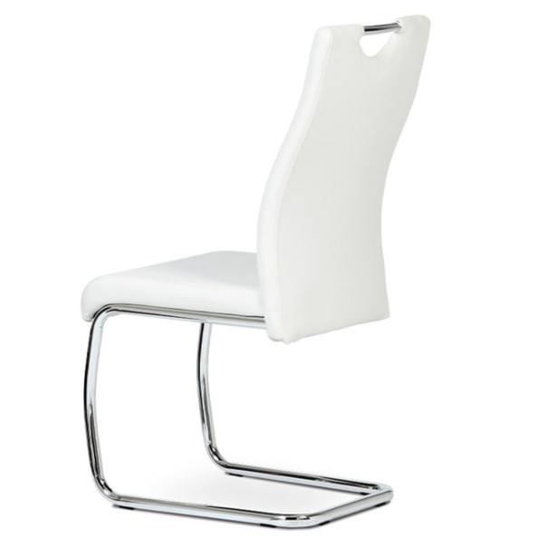 Jídelní židle BONNIE CAP bílá 5