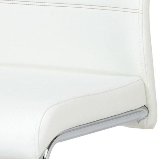 Jídelní židle BONNIE CAP bílá 7
