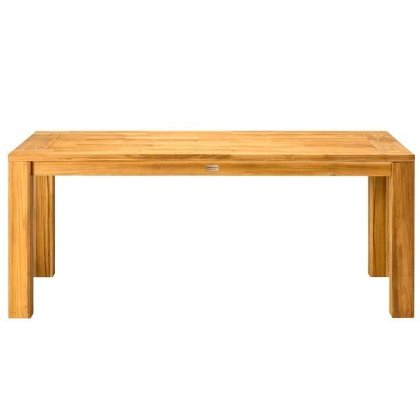 Zahradní stůl   CAMBRIDGE G teakové dřevo 4