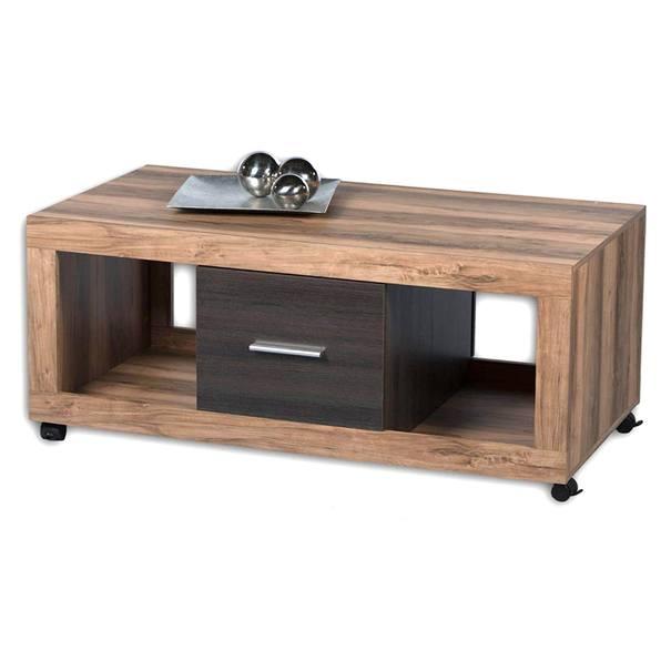 Konferenční stolek  CANCAN ořech satin/touchwood 1