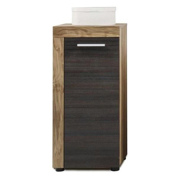 Koupelnová skříňka  CANCUN/BOOM ořech/tmavě hnědá 1