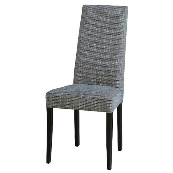 Jedálenská stolička CAPRICE buk koloniál/sivá 1