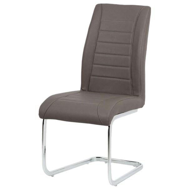 Jídelní židle CAREN cappuccino 1