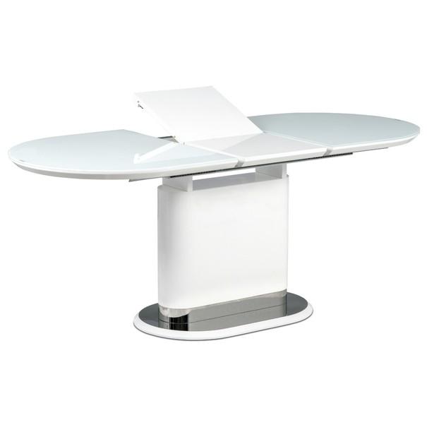 Jedálenský stôl CARTER biela 2