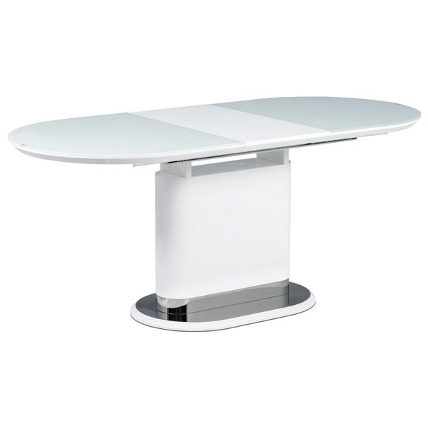 Jedálenský stôl CARTER biela 3