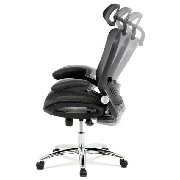 Kancelářská židle  CLIFF černá 3