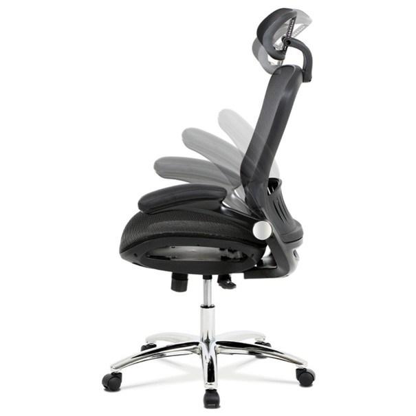 Kancelářská židle  CLIFF černá 4