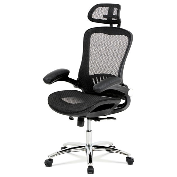 Kancelářská židle  CLIFF černá 6