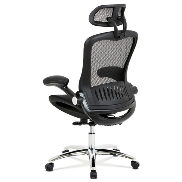 Kancelářská židle  CLIFF černá 7