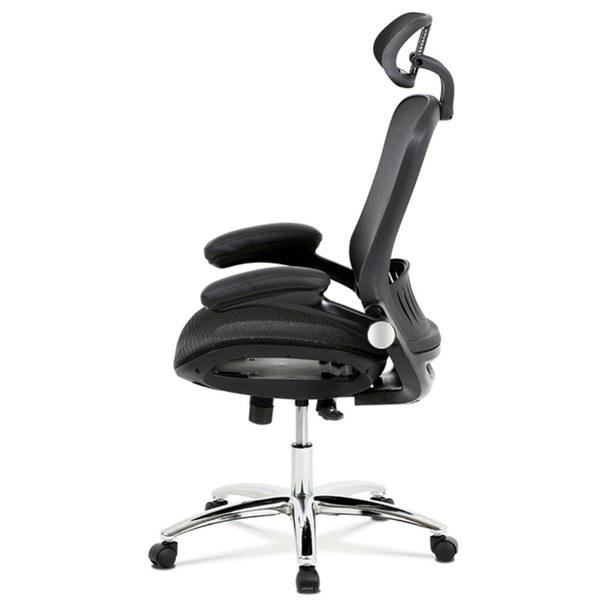Kancelářská židle  CLIFF černá 8