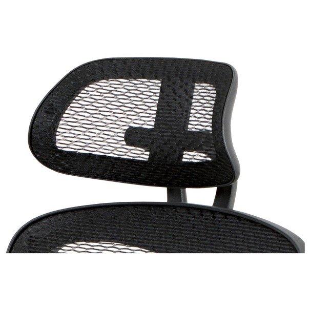 Kancelářská židle  CLIFF černá 9