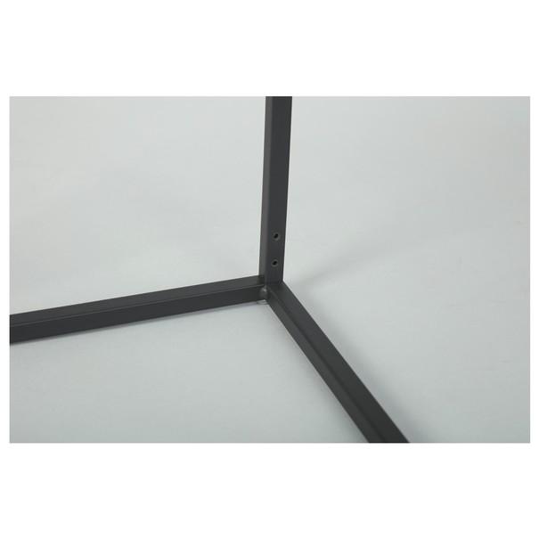 Prístavný stolík CLUB NY čierna 6