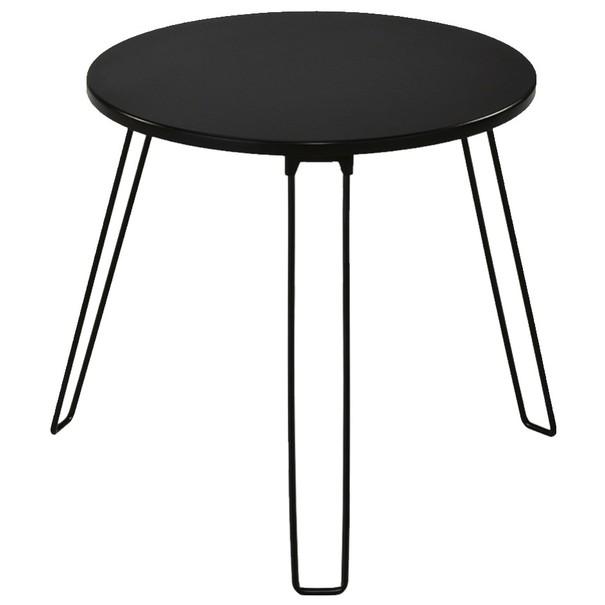 Přístavný stolek COLORADO černá 1