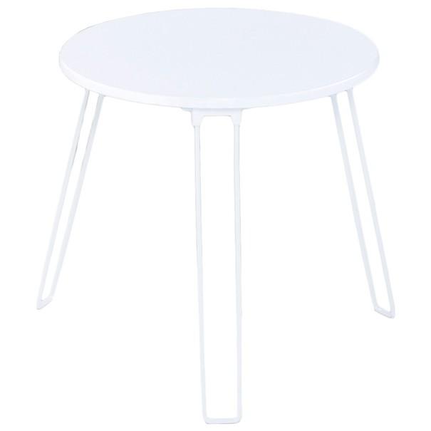 Přístavný stolek COLORADO bílá 1