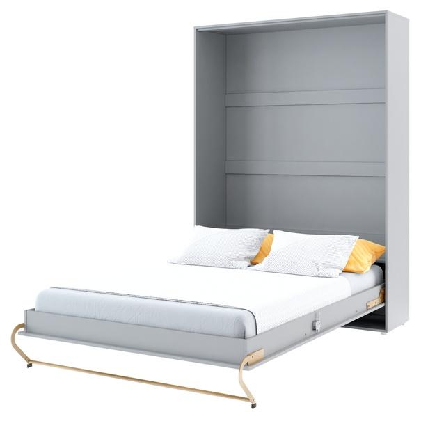 Sconto Postel CONCEPT PRO CP-02 šedá, 120x200 cm - nábytek SCONTO nábytek.cz