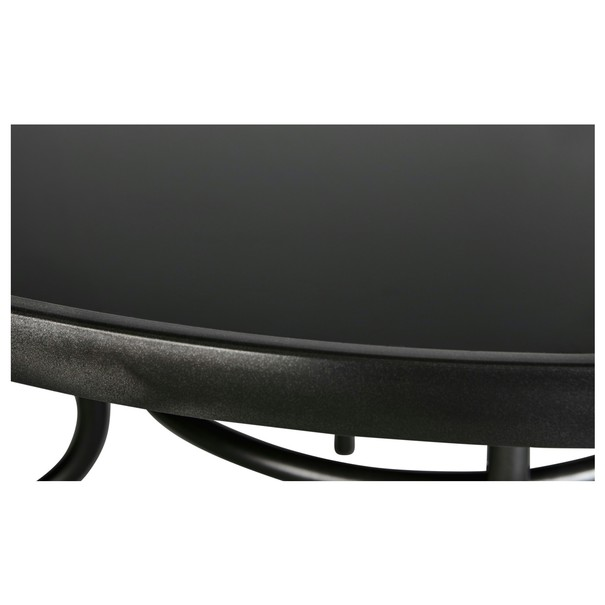 Záhradný stôl CORDOBA 3 čierna 3