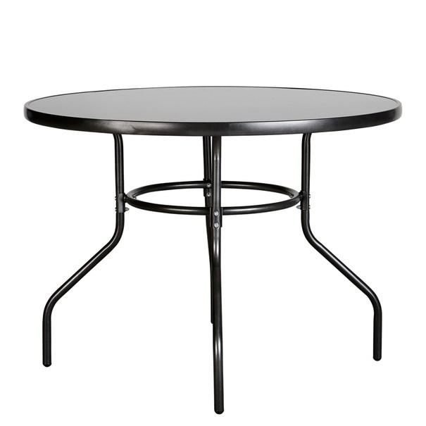 Zahradní stůl  CORDOBA 3 antracit/černá 1