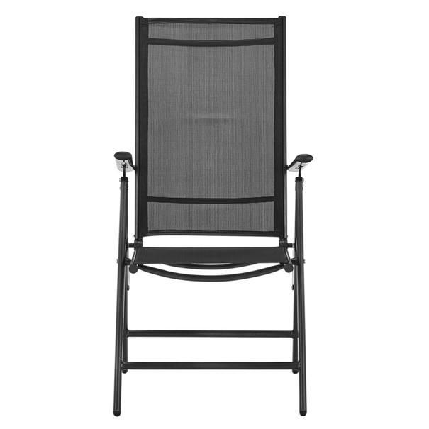 Polohovací židle CORDOBA 5  antracit 3