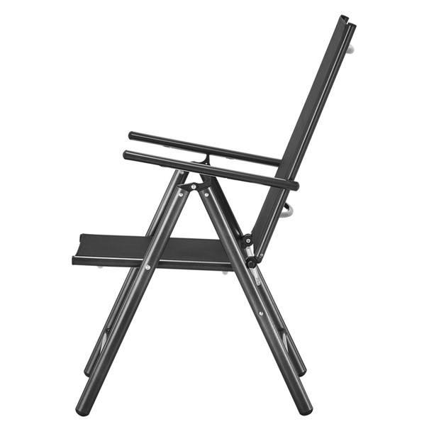 Polohovací židle CORDOBA 5  antracit 4